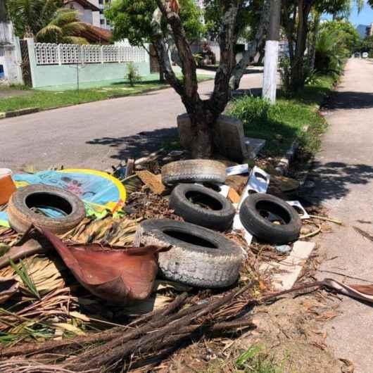 Prefeitura de Caraguatatuba endurece fiscalização contra obstrução de calçadas