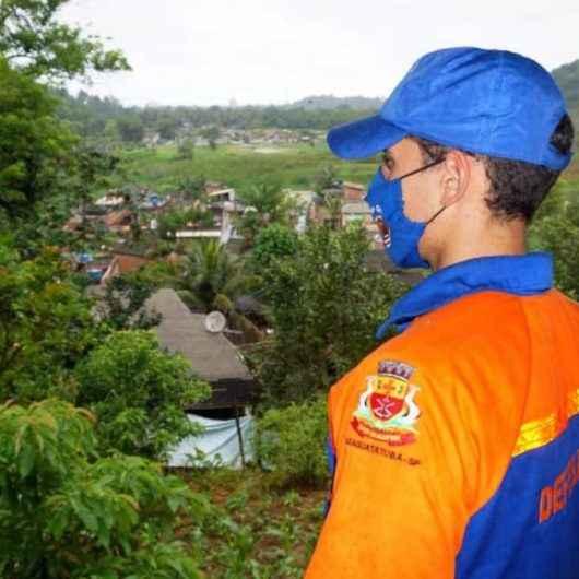 Defesa Civil alerta para risco de chuvas fortes até sábado