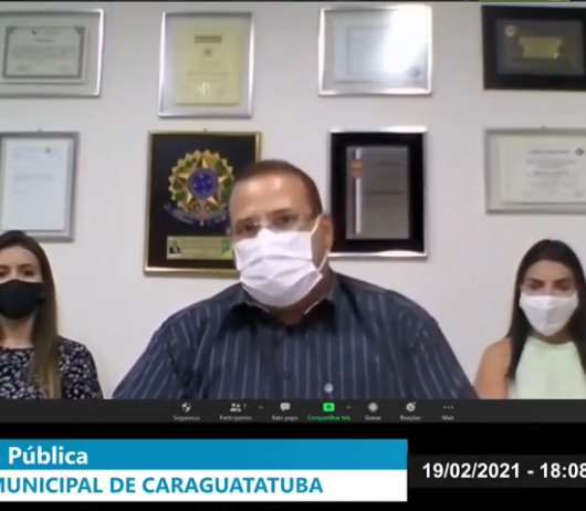 Proposta da alíquota do CaraguaPrev será votada nesta terça-feira (23)
