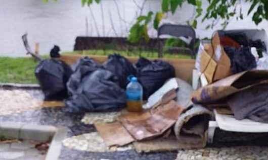 Ação da Prefeitura de Caraguatatuba recolhe 4 toneladas de resíduos em praias e rios