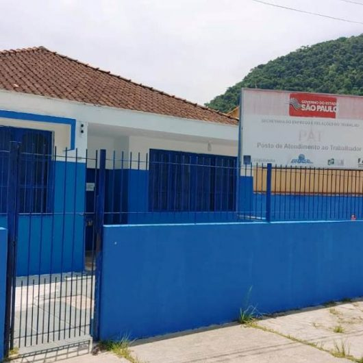 PAT de Caraguatatuba tem 40 vagas de emprego