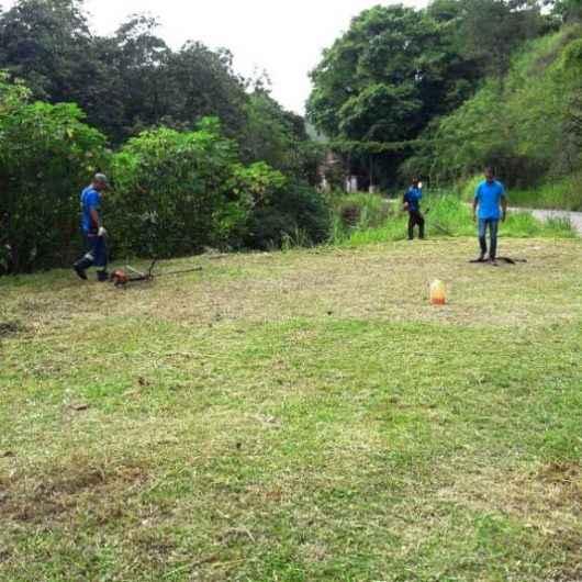 Prefeitura de Caraguatatuba continua com serviços de manutenção por toda cidade