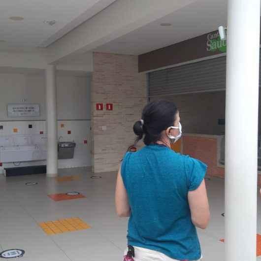 Vigilância Sanitária percorre escolas particulares para verificação do cumprimento do protocolo contra Covid-19