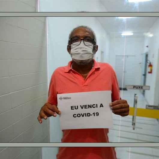 Caraguatatuba registra mais de 10,3 mil pacientes recuperados da Covid-19