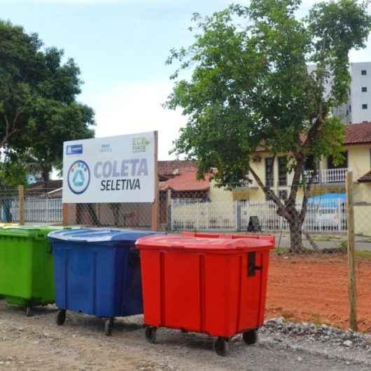 Ecopontos de Caraguatatuba registram aumento de 30% no mês de janeiro