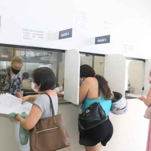 Expediente e atendimento ao público reduzidos da Prefeitura de Caraguatatuba continuam até 7 de março