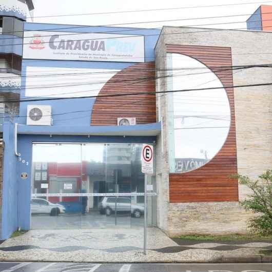 CaraguaPrev recadastra aposentados e pensionistas aniversariantes de fevereiro