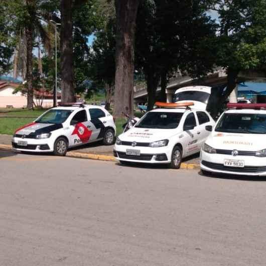Prefeitura de Caraguatatuba apoia fiscalização da Artesp contra  transporte clandestino na rodoviária