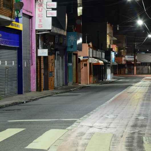 Fiscalização da Prefeitura de Caraguatatuba fecha 26 comércios no último final de semana da fase vermelha