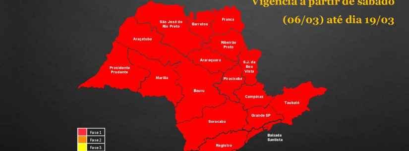 Caraguatatuba entra na Fase Vermelha; profissionais de Saúde divulgam carta aberta e pedem conscientização