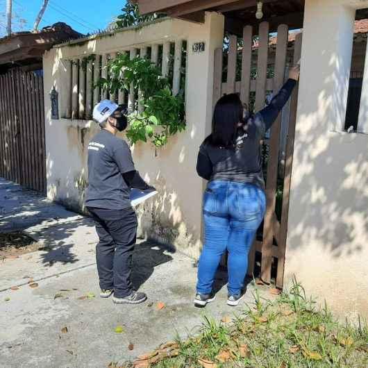 Caraguatatuba registra oito casos de dengue e CCZ continua com ações de combate