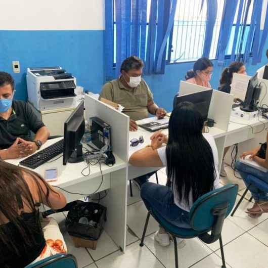PAT de Caraguatatuba abre semana com 50 vagas de emprego
