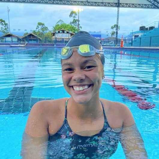 Atleta de Caraguatatuba conquista vaga e representa Brasil no Campeonato Sul-Americano de Maratonas Aquáticas