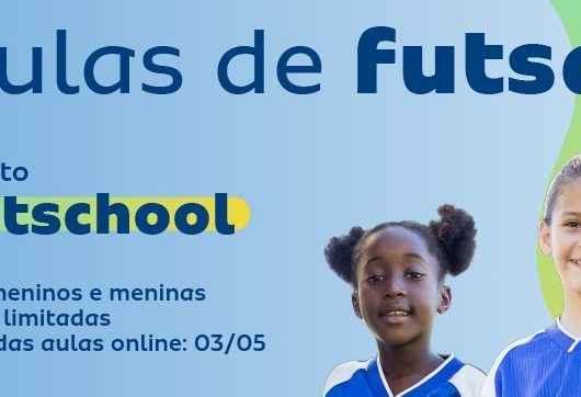Caraguatatuba lança Projeto Online de Futsal  para crianças em parceria com o IBS-Instituto Buzzo Sports