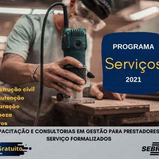 SEBRAE abre inscrição para Programa Serviços do Vale e Litoral Norte