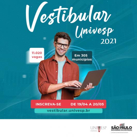 Univesp, polo Caraguatatuba, abre inscrições para vestibular na segunda-feira (19)