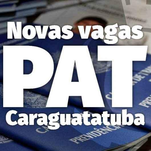 PAT de Caraguatatuba tem 96 vagas de emprego nesta segunda-feira (03)