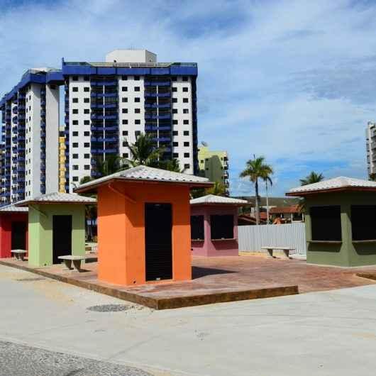 Obras da nova Praça Antônio Fachini na Martim entram na reta final