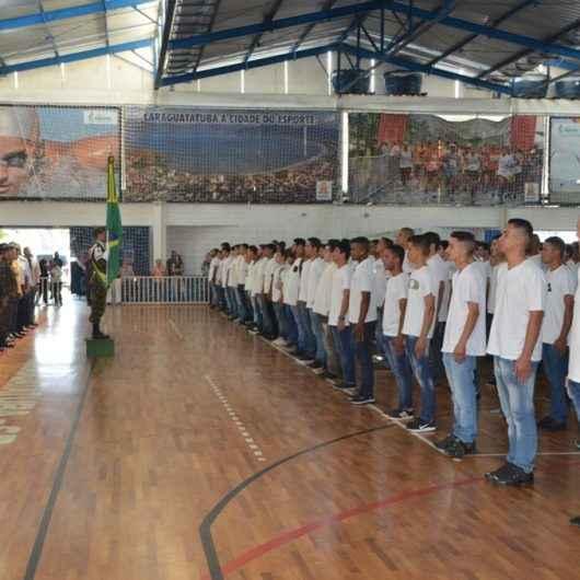 Jovens de Caraguatatuba nascidos em 2003 devem se alistar no serviço militar, via internet, até 30 de junho