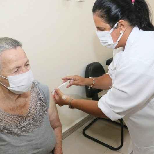 Unidades de saúde abrem neste sábado (17) para 1ª Fase da Campanha de Vacinação contra a gripe
