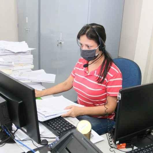 Prefeitura de Caraguatatuba prorroga teletrabalho, expediente de 6h e atendimento ao público reduzido até 18 de abril
