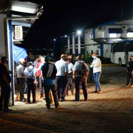 Em 1° dia de intervenção, Prefeitura de Caraguatatuba paga Vale Alimentação atrasado de funcionários da Praiamar