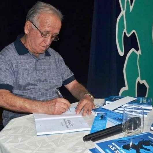 Arquivo Arino Sant'Ana de Barros realiza live com escritor Justo Arouca em comemoração a aniversário da cidade