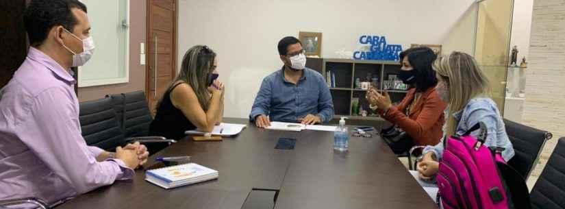Prefeito de Caraguatatuba conquista cursos de capacitação em parceria com SESI, SENAI e SEBRAE