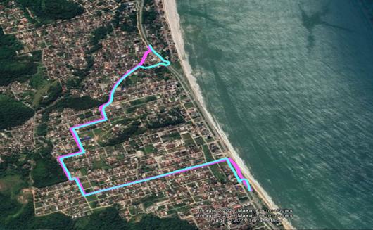Praiamar aprimora linhas da região norte e aplicativo de rastreio entra em fase de testes em Caraguatatuba