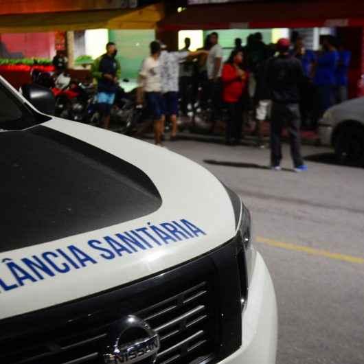 Força-tarefa de Caraguatatuba aborda mais de 1.300 pessoas sem máscara no fim de semana