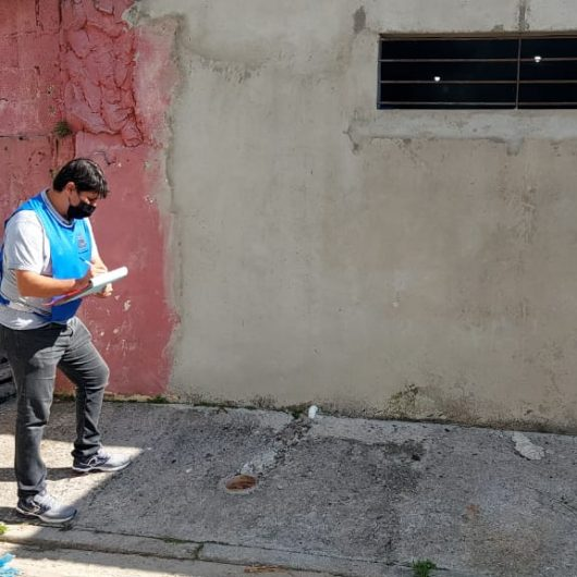 Prefeitura de Caraguatatuba notifica proprietários de imóveis na Tabatinga por falta de  ligar esgoto na rede