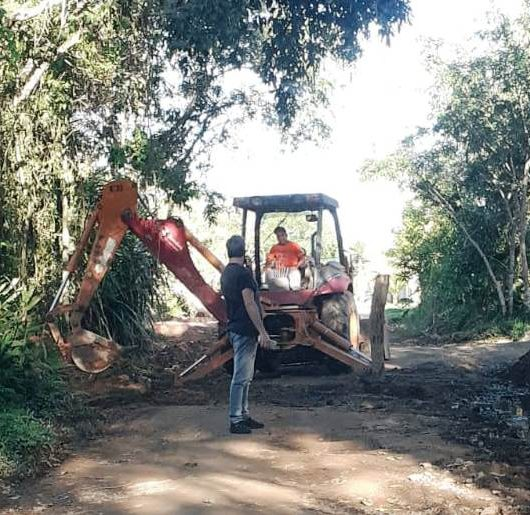 Região Norte de Caraguatatuba recebe melhorias em vias de acesso