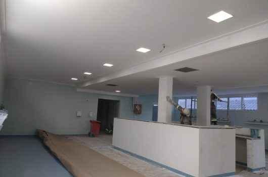 Mais Saúde: Obras de ampliação dos leitos e das instalações da Casa de Saúde Stella Maris avançam para fase final