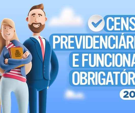 Censo obrigatório do CaraguaPrev para servidores da ativa, aposentados e pensionistas vai de julho a setembro