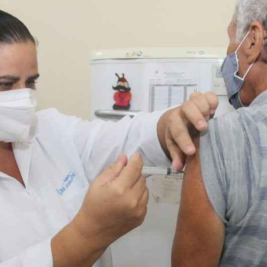 Caraguatatuba vacina 38,7% do público alvo da primeira e segunda fase da campanha contra gripe