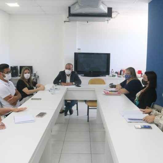 Secretários de Saúde do Litoral Norte se reúnem em Caraguatatuba para discutir sobre vacinação contra Covid-19 e funcionamento do HRLN