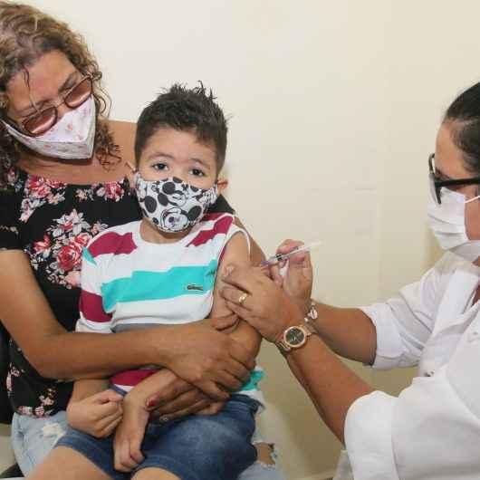 Caraguatatuba tem apenas 17% do público alvo imunizado contra gripe
