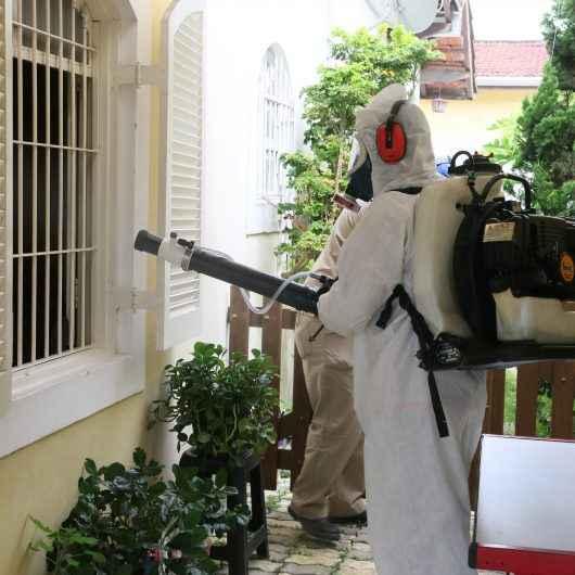 Agentes do CCZ realizam ações de combate à dengue no Pegorelli e Jardim Jaqueira nesta quarta (12)