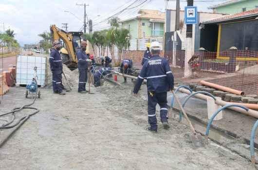 Sabesp investe R$ 23,6 mi em melhorias do sistema de abastecimento de água em Caraguatatuba