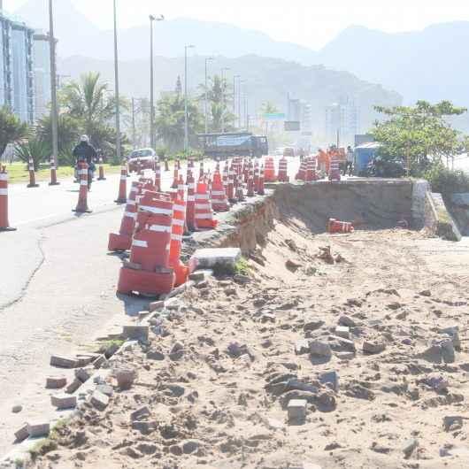 Após cobrança da Prefeitura de Caraguatatuba, Governo do Estado de São Paulo inicia obra no Massaguaçu
