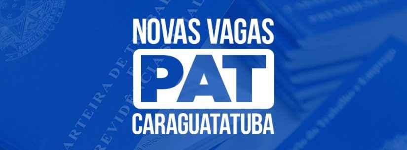 PAT de Caraguatatuba tem 341 vagas de emprego nesta quarta-feira (15)