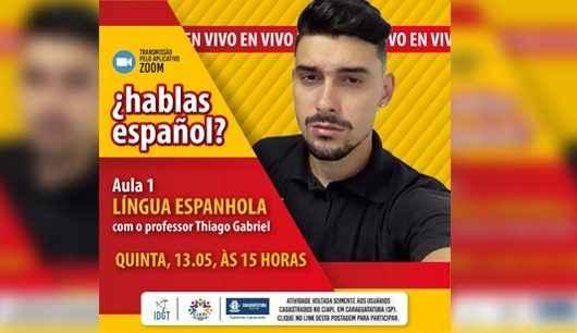 Curso de Espanhol gratuito