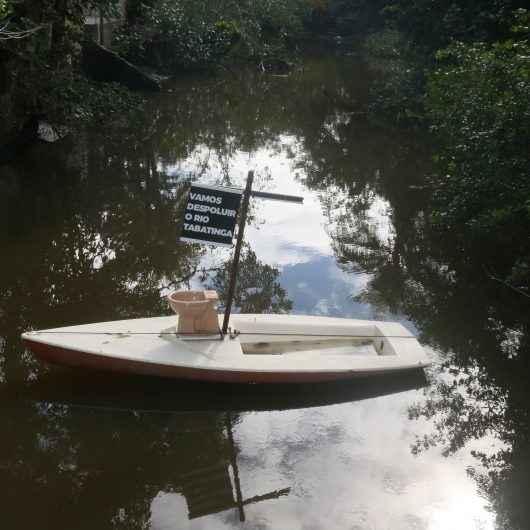 Praia da Tabatinga recebe mutirão de limpeza neste sábado (12)