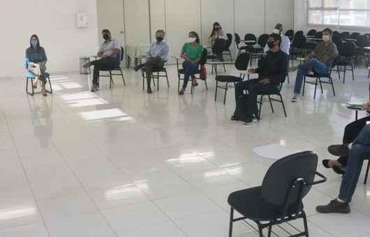 Secretários de Urbanismo se reúnem em Caraguatatuba e discutem problemas do Litoral Norte