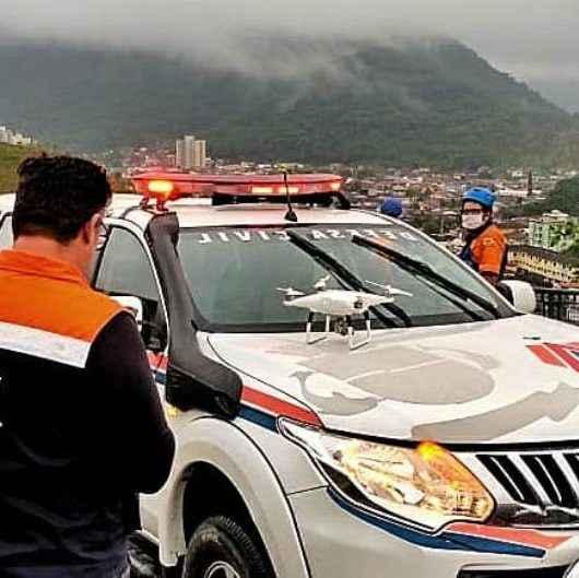 Atendimentos da Defesa Civil de Caraguatatuba voltam a subir no mês de agosto