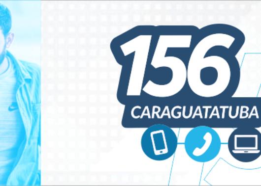 'Vacina Caraguá' lidera os protocolos criados na central 156 com 94,6 mil solicitações