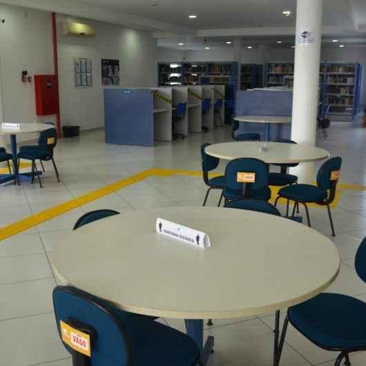 FUNDACC promove anistia para devolução de itens pertencentes às bibliotecas da cidade
