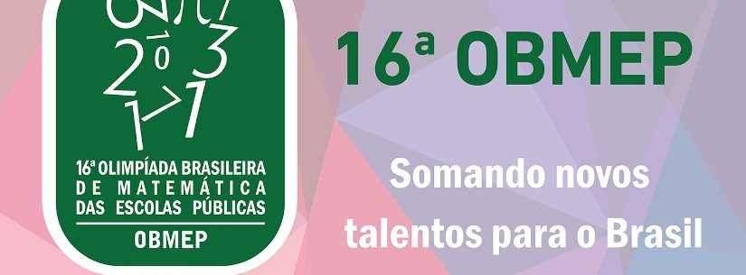 Educação: Caraguatatuba tem onze escolas participando da 16ª Olimpíada Brasileira de Matemática