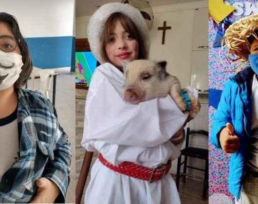 Escolas de Caraguatatuba celebram festas juninas com criatividade e adaptações