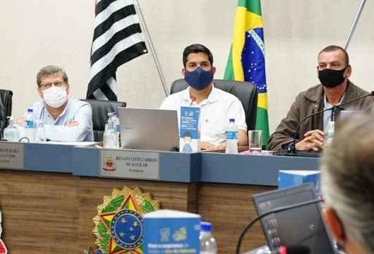 Audiências online da LDO 2022 de Caraguatatuba, alterações no Estatuto do Servidor e RPPS encerram na Câmara